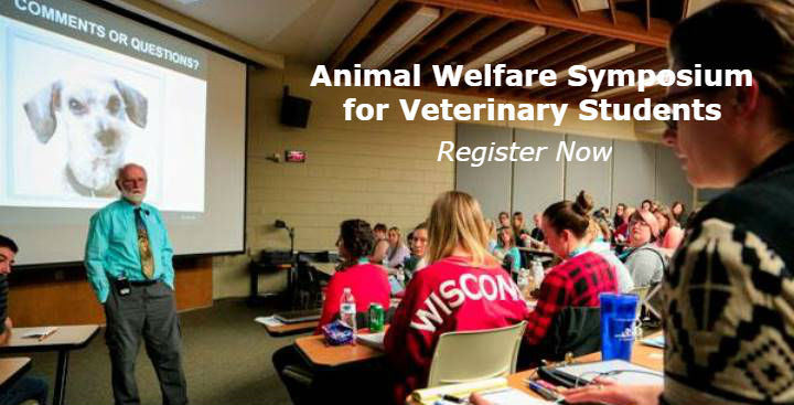 Animal Welfare Symposium for Veterinary Students