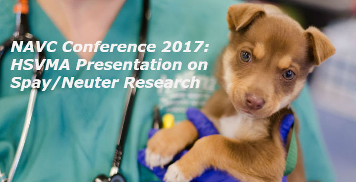 NAVC Presentation on Spay Neuter