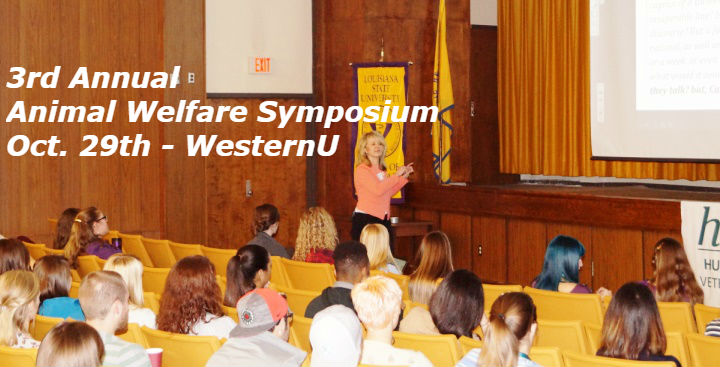 2017 Animal Welfare Symposium